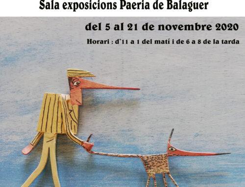 EXPOSICIÓ  ANTONI  CAMARASA BENSENY